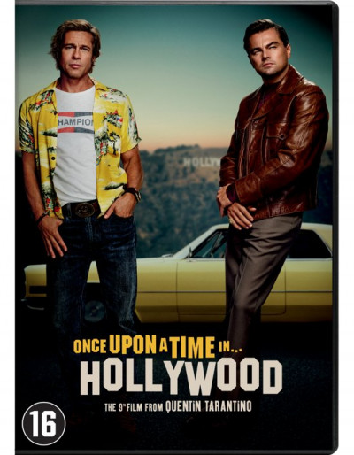 Once Upon A Time In Hollywood - DVD