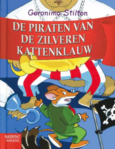 Geronimo Stilton: (03) De piraten van de zilveren kattenklauw