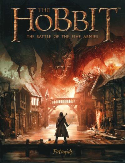 The Hobbit Battle of the Five Armies (gids)