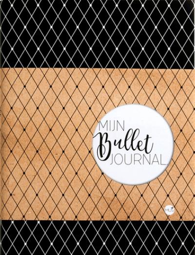 Mijn bullet journal zwart