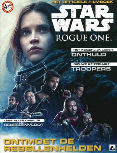 Star Wars rogue one officiele filmboek