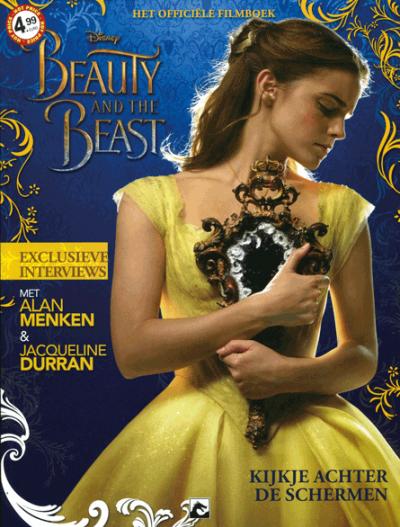 Beauty & The Beast filmboek