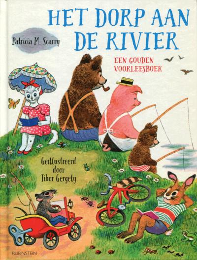 Het dorp aan de rivier