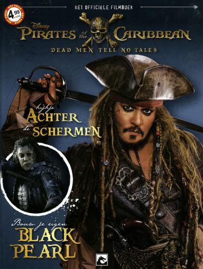 Boek Pirates of the Caribbean Dead men tell no tales