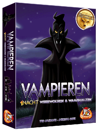 1 Nacht weerwolven & waaghalzen: vampiers