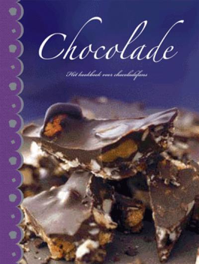 Chocolade Het Kookboek voor Chocoladefans