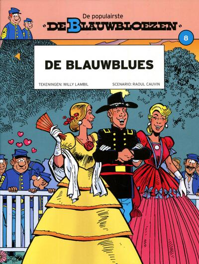Blauwbloezen nr. 08 - De blauwblues