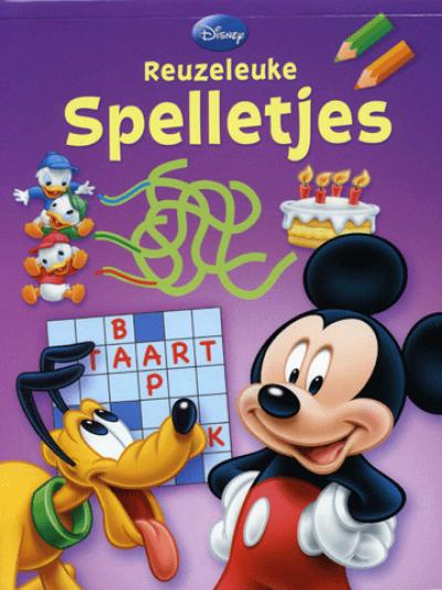 Reuzeleuke Spelletjes Disney