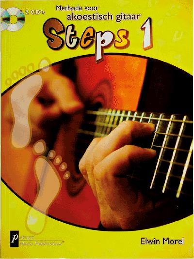 Methode voor akoestisch gitaar steps 1