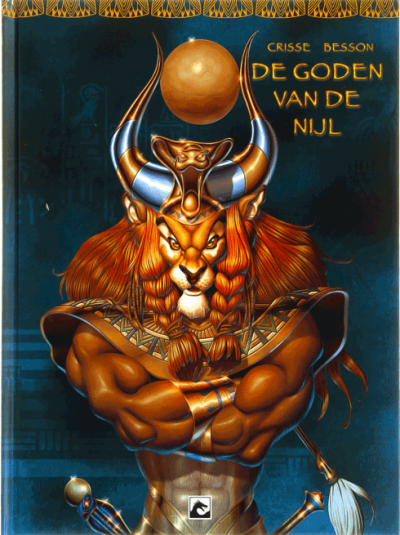 De goden van de nijl (strip)