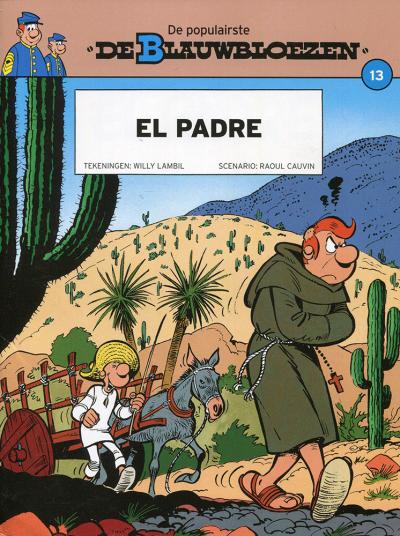 Blauwbloezen nr. 13 - El padre