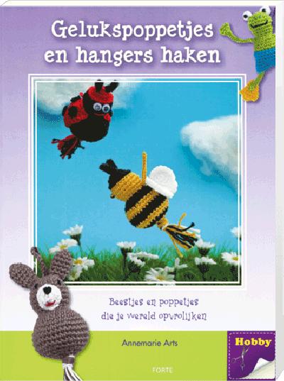 Forte Gelukspoppetjes en Hangers Haken