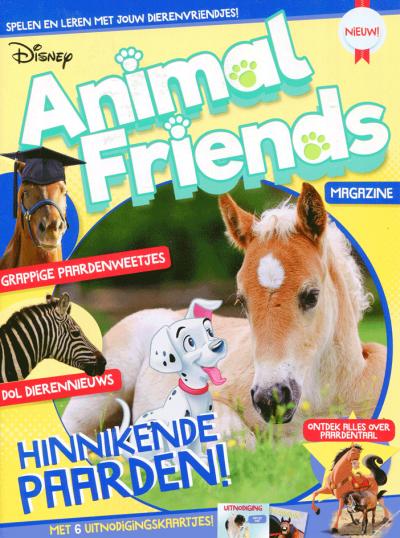 Animal Friends Disney 0317