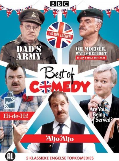 Best Of Comedy 2 (BBC) - DVD