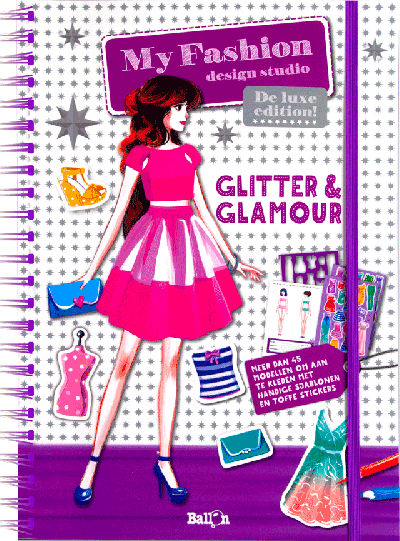 My Fashion design studio, Glitter & Glamour