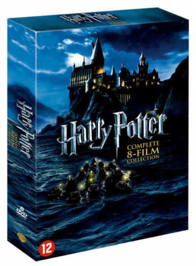 Harry Potter - Complete 8 - Film Collection - DVD
