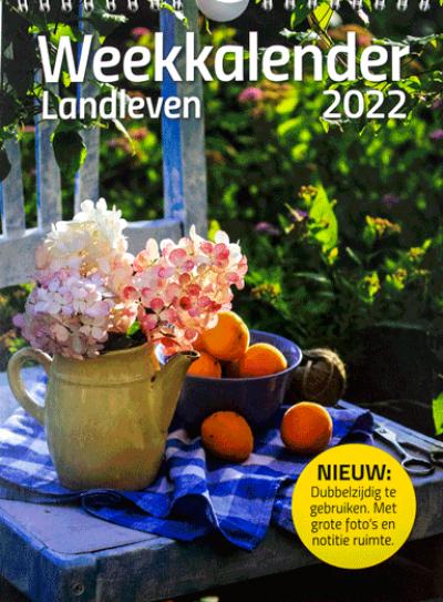 Weekkalender Landleven 2022