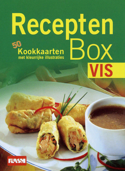 Receptenbox vis
