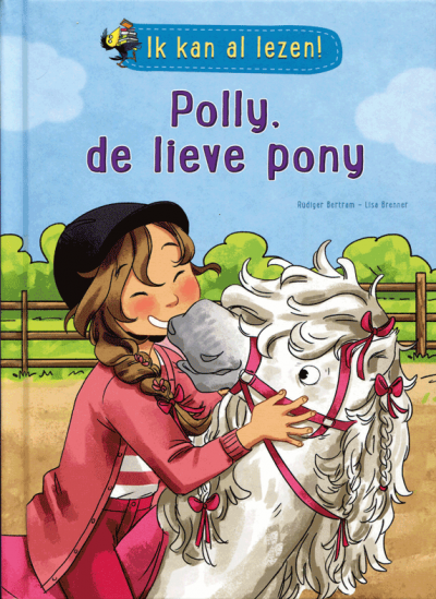 Ik kan al lezen! Polly, de lieve pony