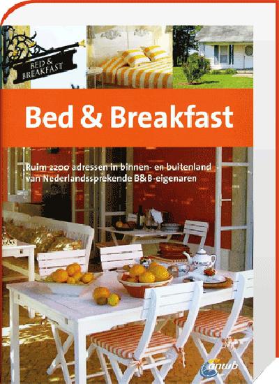 ANWB Bed & Breakfast Gids