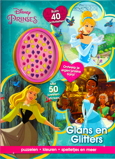 Disney princess activity pack