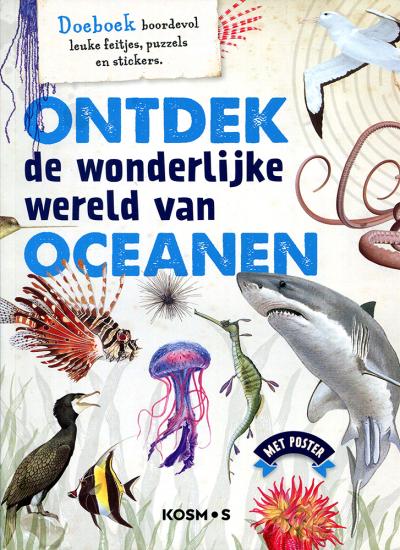 Ontdek de wonderlijke wereld van de oceanen