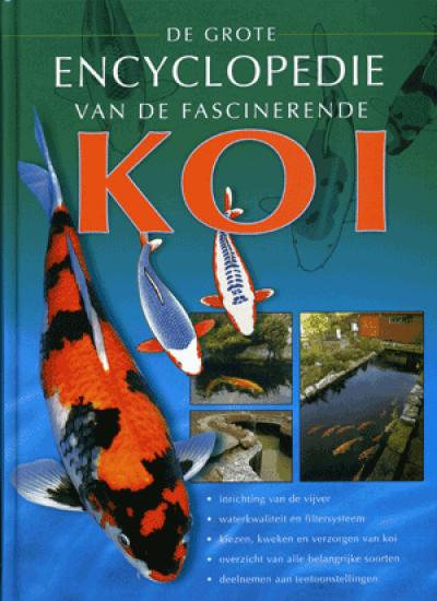 Grote encyclopedie van de fascinerende Koi