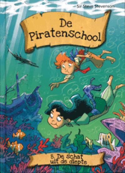 Piratenschool 8 De Schat uit de diepte