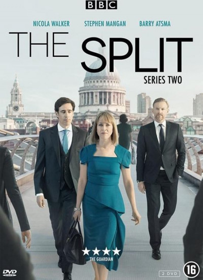 The Split - Seizoen 2 - DVD
