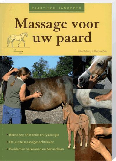 Massage voor uw paard