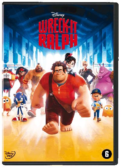 Wreck It Ralph - DVD