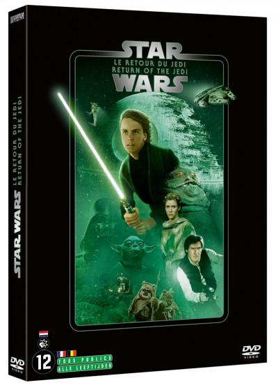 Star Wars Episode 6 - Return Of The Jedi - DVD
