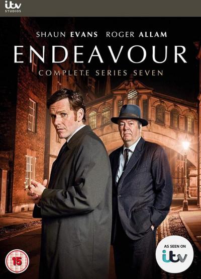 Endeavour Morse - Seizoen 7 - DVD