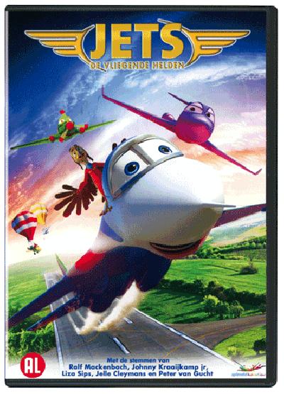 Jets - De vliegende helden - DVD