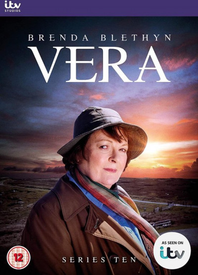 Vera - Seizoen 10 - DVD