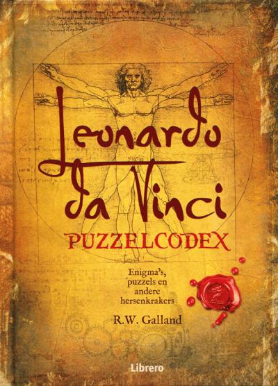 Leonardo da Vinci puzzel codex