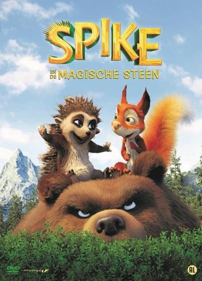 Spike En De Magische Steen - DVD