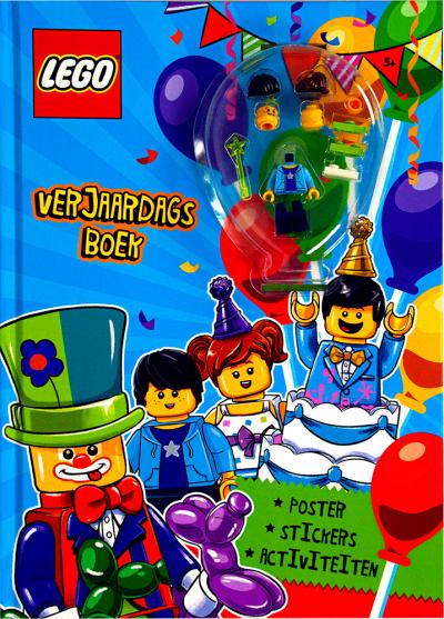 LEGO - verjaardagsboek