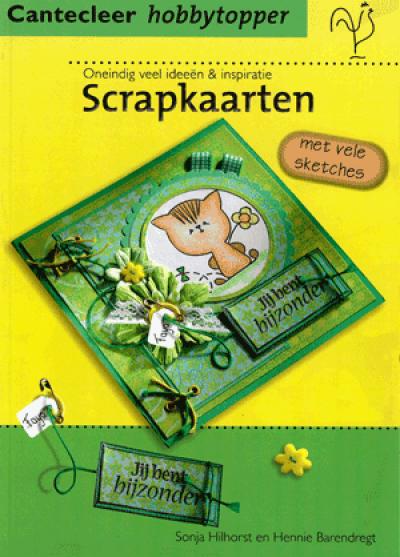 Cantecleer Hobbytopper Scrapkaarten
