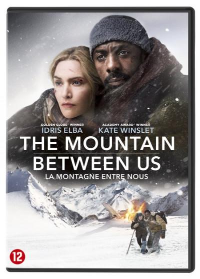 Mountain between us - DVD