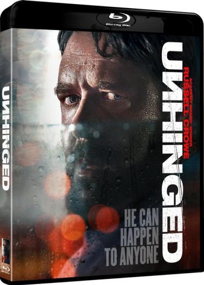 Unhinged - Blu-ray