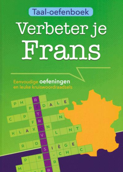 Taal oefenboek Verbeter je Frans