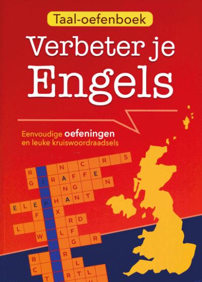 Taal oefenboek Verbeter je Engels