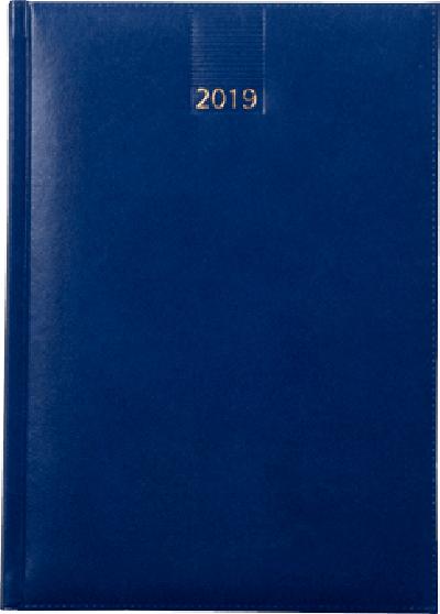 Business timer bureau agenda 2019 lichtblauw nr 105