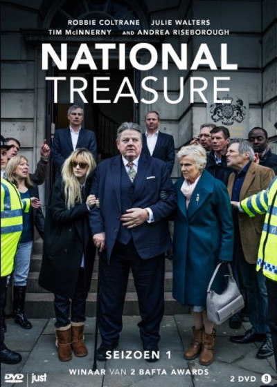 National treasure- Seizoen 1 - DVD