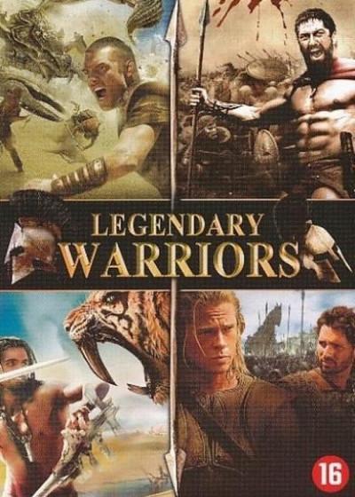 Legendary warriors box - DVD