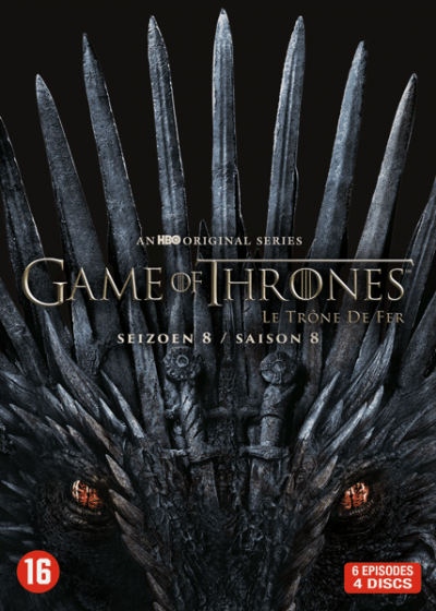 Game of thrones - Seizoen 8 (Limited edition) - DVD