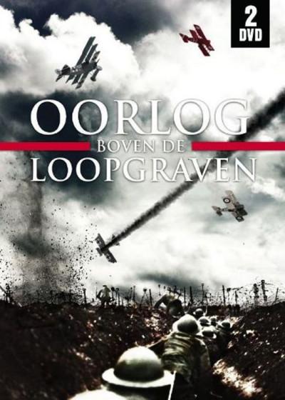 Oorlog boven de loopgraven - DVD