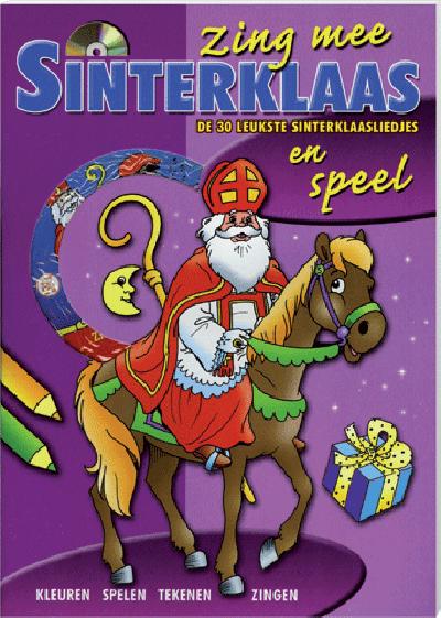 Sinterklaas Zing mee en speel