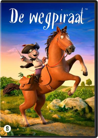 De wegpiraat - DVD